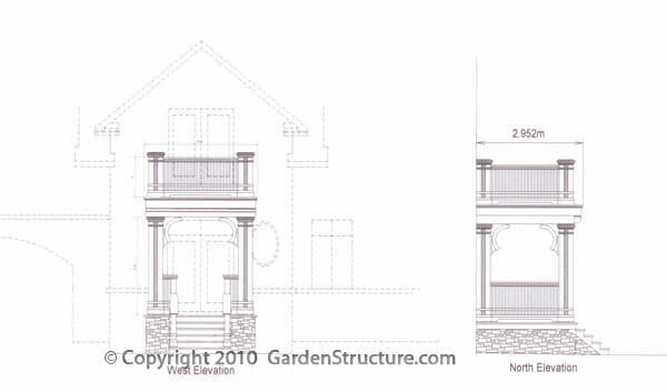 house plans with roof deck plush design