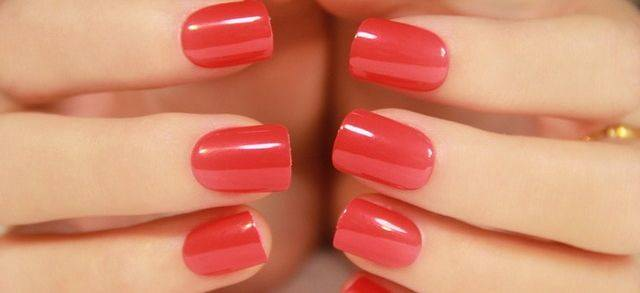 Nails; Natural Nails; Solid Color Nails; Acrylic Nails; Cute Nails;Wedding Nails; Sparkling; Glitter; Bridal Nails; Simple Nails;Nail Design; Short Nails;