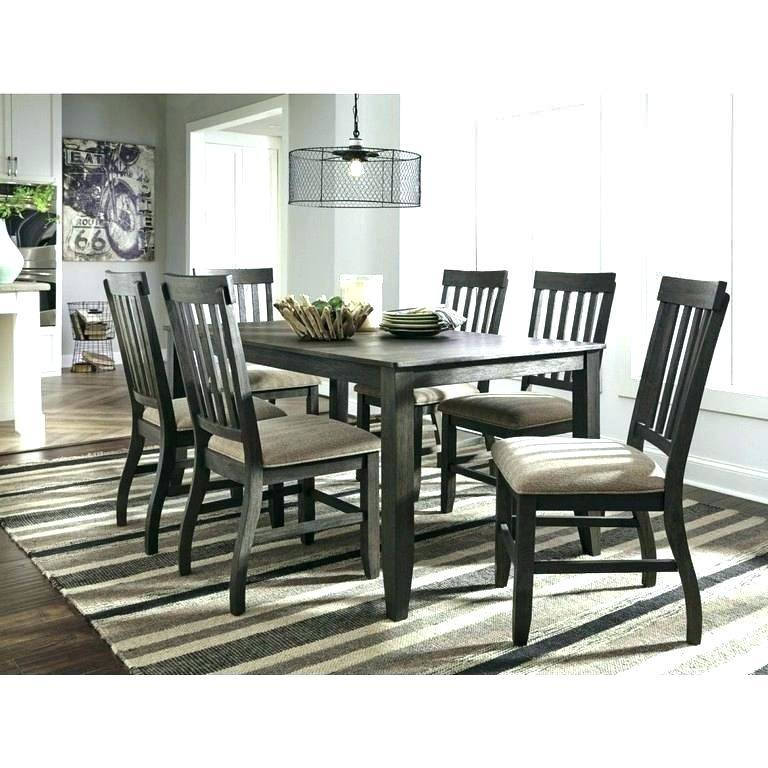 Save over $170 on this 7 piece dining room set from Ashley HomeStore