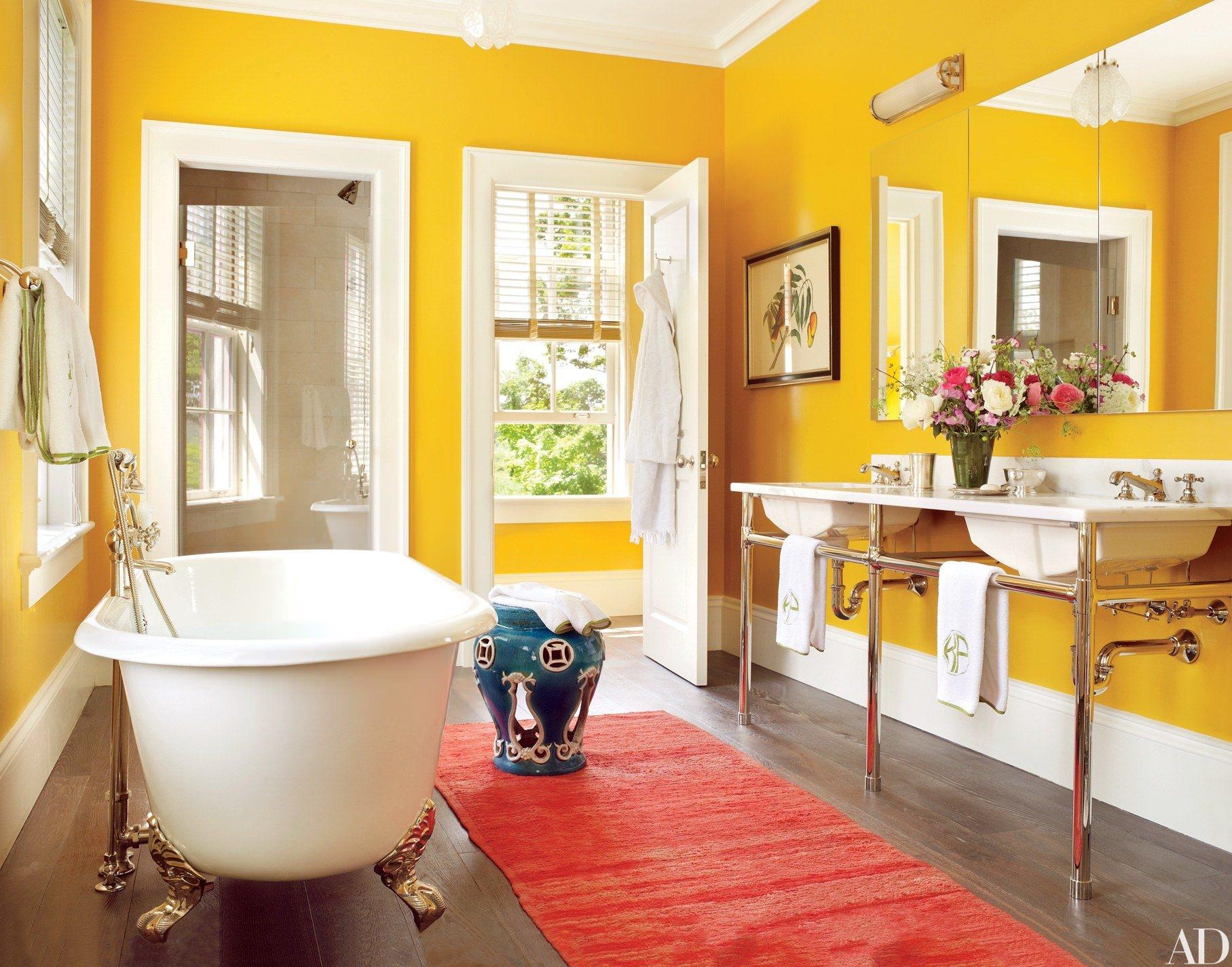 Bathroom Hex Floor Ideas