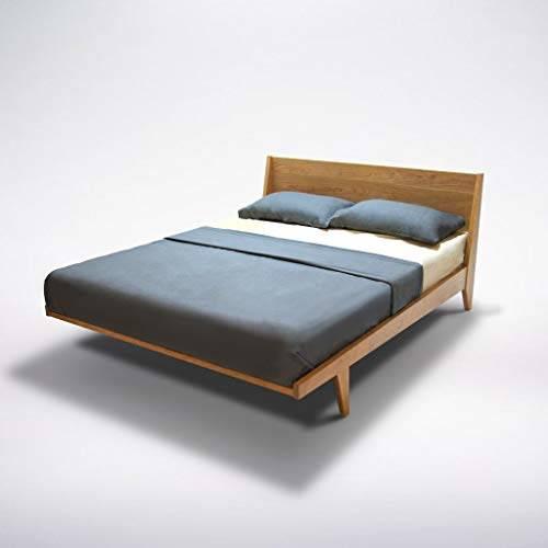 Handcrafted Cherry Wood Bedroom Set