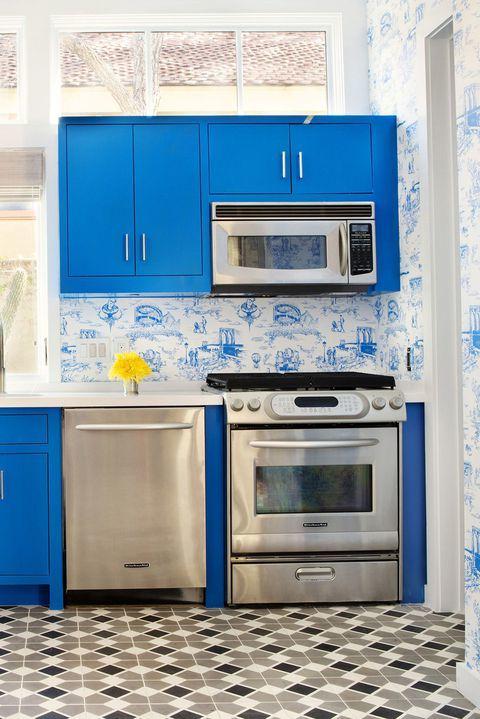Small Kitchen Design Ideas: Creative Cabinetry