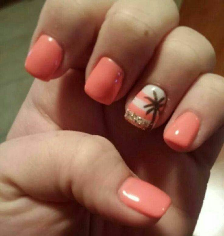 Nails summer nail art beach nail designs summer nail designs nails