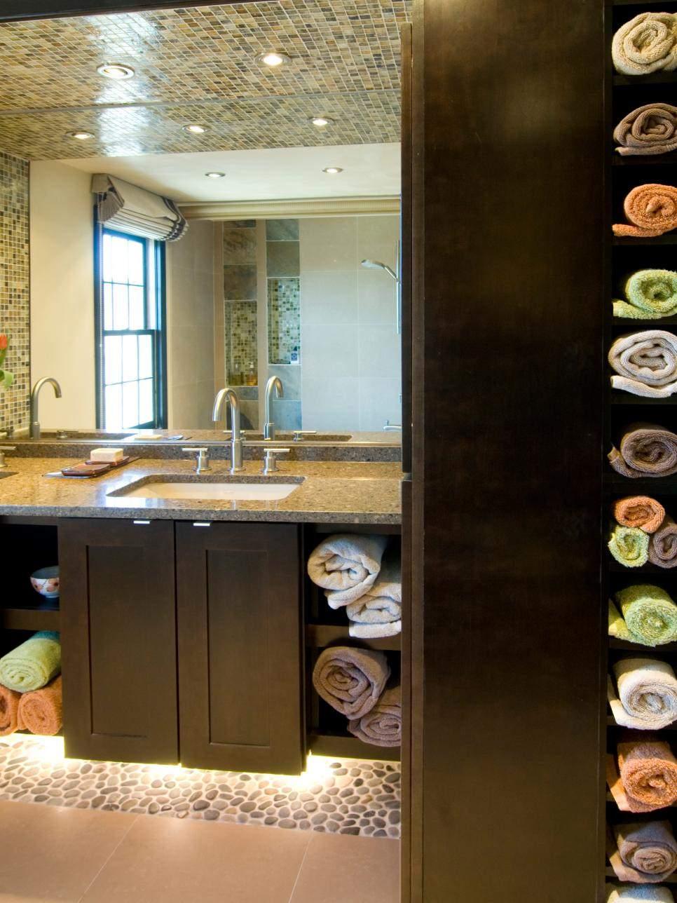 7 creative ideas for bathroom towel storage bathroom towel