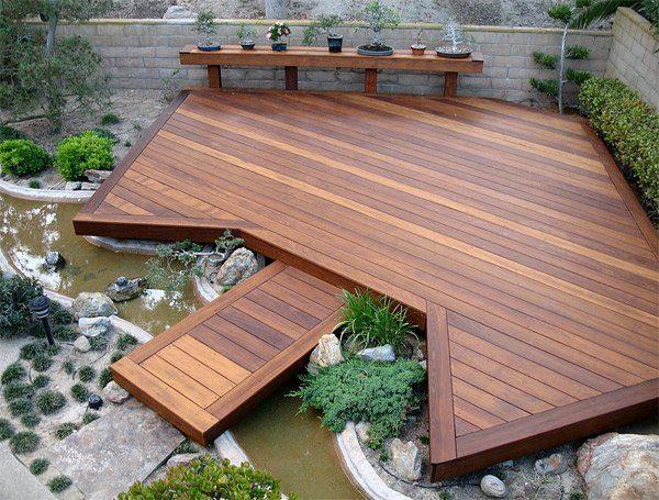 large size of exotic garden decking designs