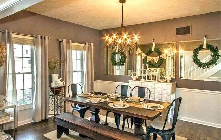 Rustic Dining Room Paint Colors