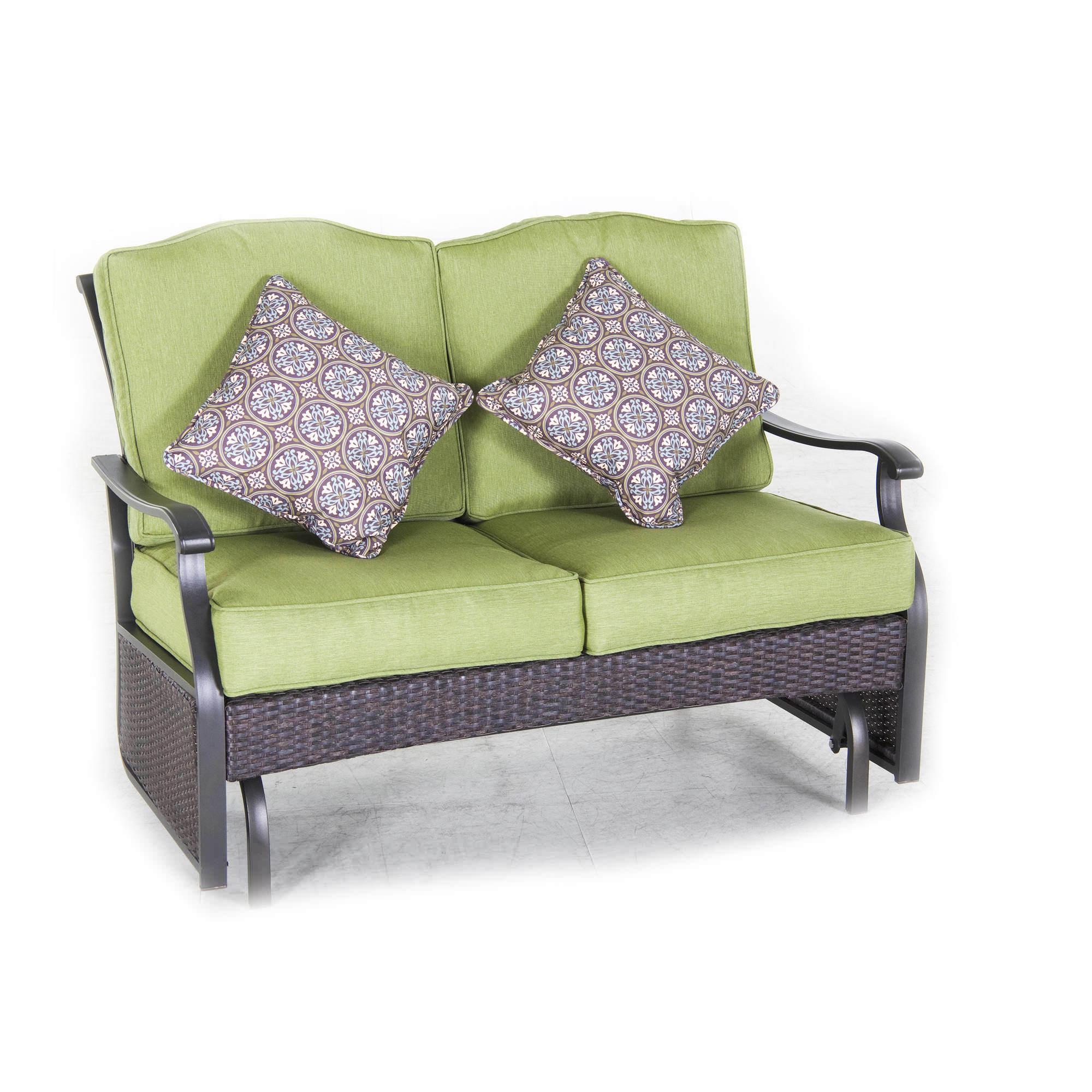www walmart com patio furniture walmart outdoor furniture canada glider ottoman glider chair rocking