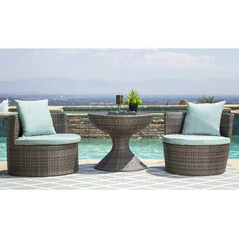 smart coffee table; outdoor decor