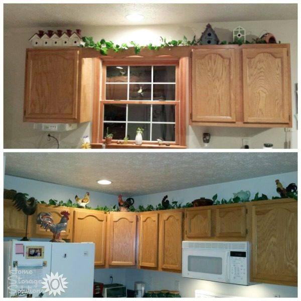 Decor On Top Of Cabinets Granado Home Design