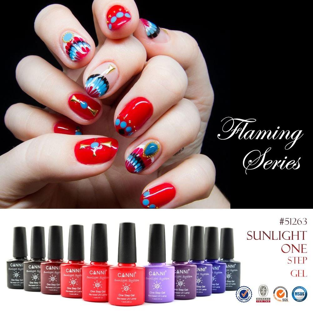 New Free Shipping Nail Art Design Manicure Venalisa 60Color 7
