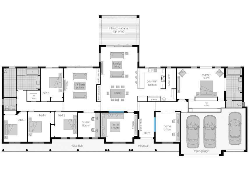 Photos of your property can be used to properly design specific details  into your 3D floor plans