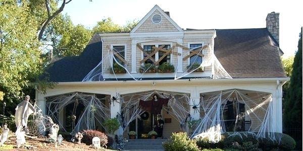 haunted house decoration ideas