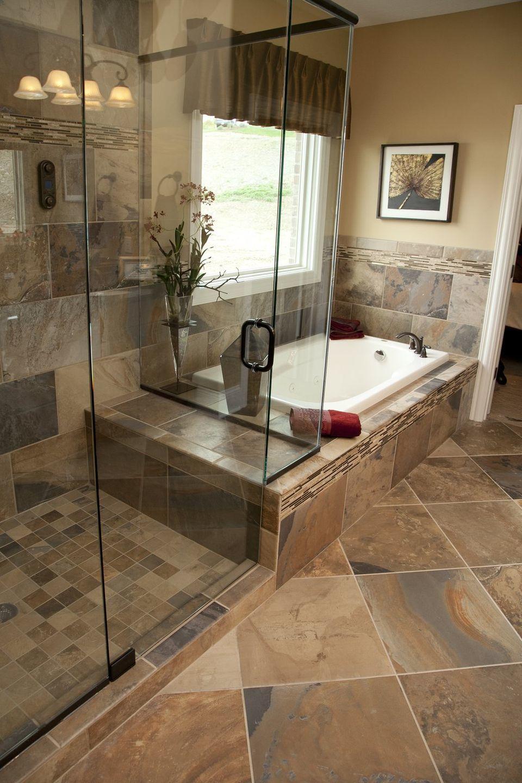 natural bathroom ideas