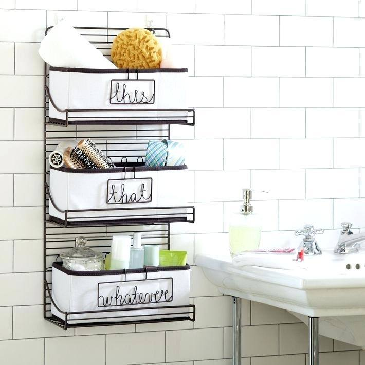 bathroom storage ideas baskets target shelves freestanding