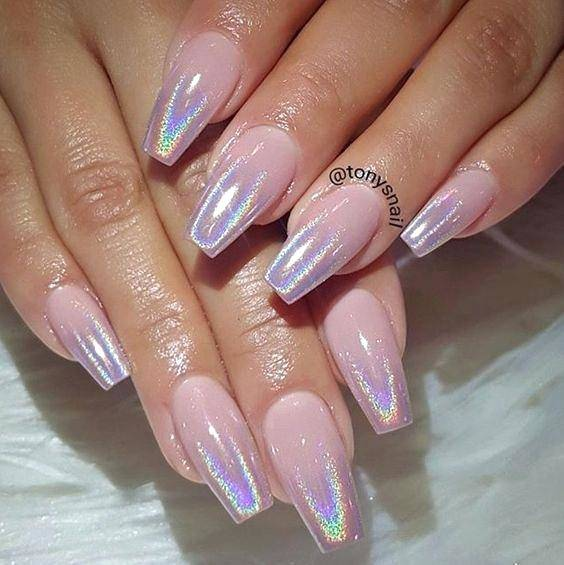 Nail Art:Gel Nail Art Design 2019 Blue Gel Nail Designs Royal Acrylic Cute French