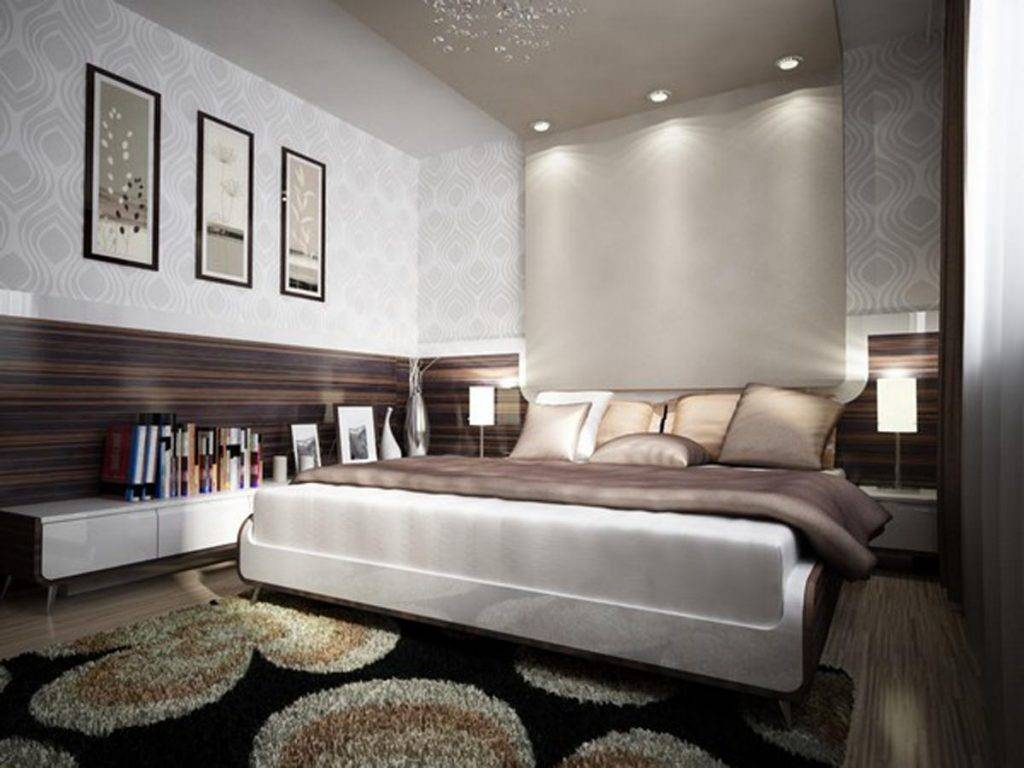 Shining Apartments Inside Bedrooms Luxurious Small Apartment Space Ideas And Brown Headboard For Double Bed On