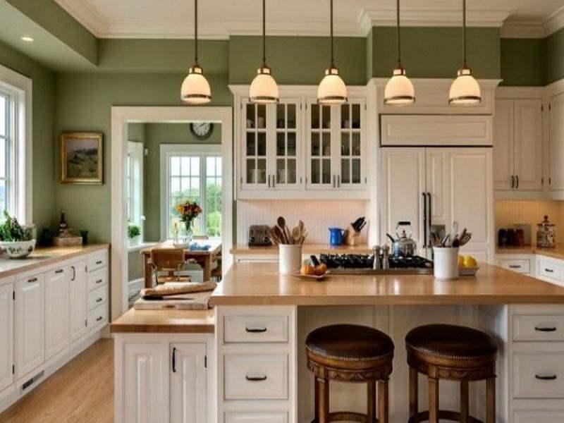 blue kitchen wall colors best kitchen paint colors ideas