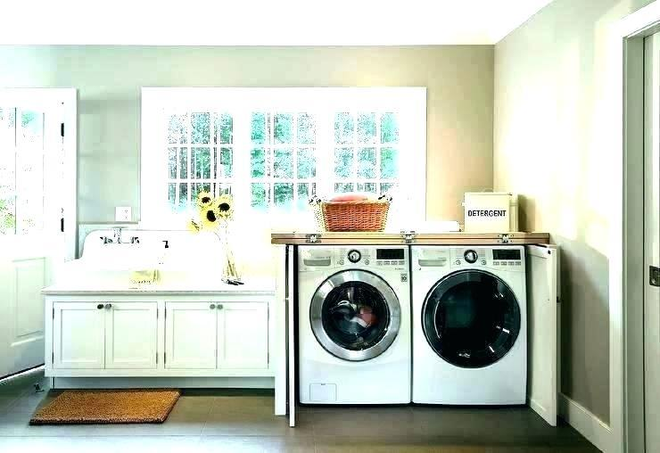 dryer buy it and sell yours and it opens you up for more possibilities,  even side by side you could still have a counter top you currently don't