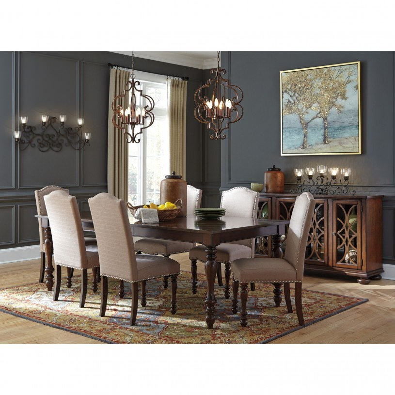 ashley kitchen table furniture table set dining room