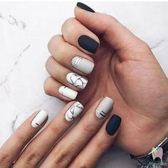 Ideas For Short Nails With Gel Polish
