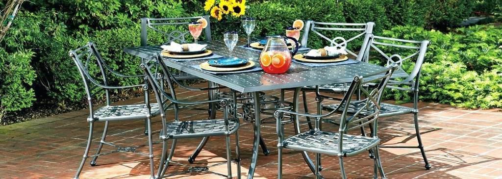 whitecraft patio furniture chatham run dining side