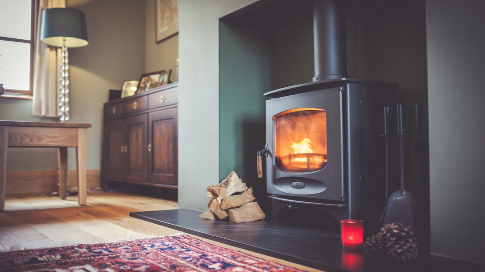 If your home has a chimney breast (or if