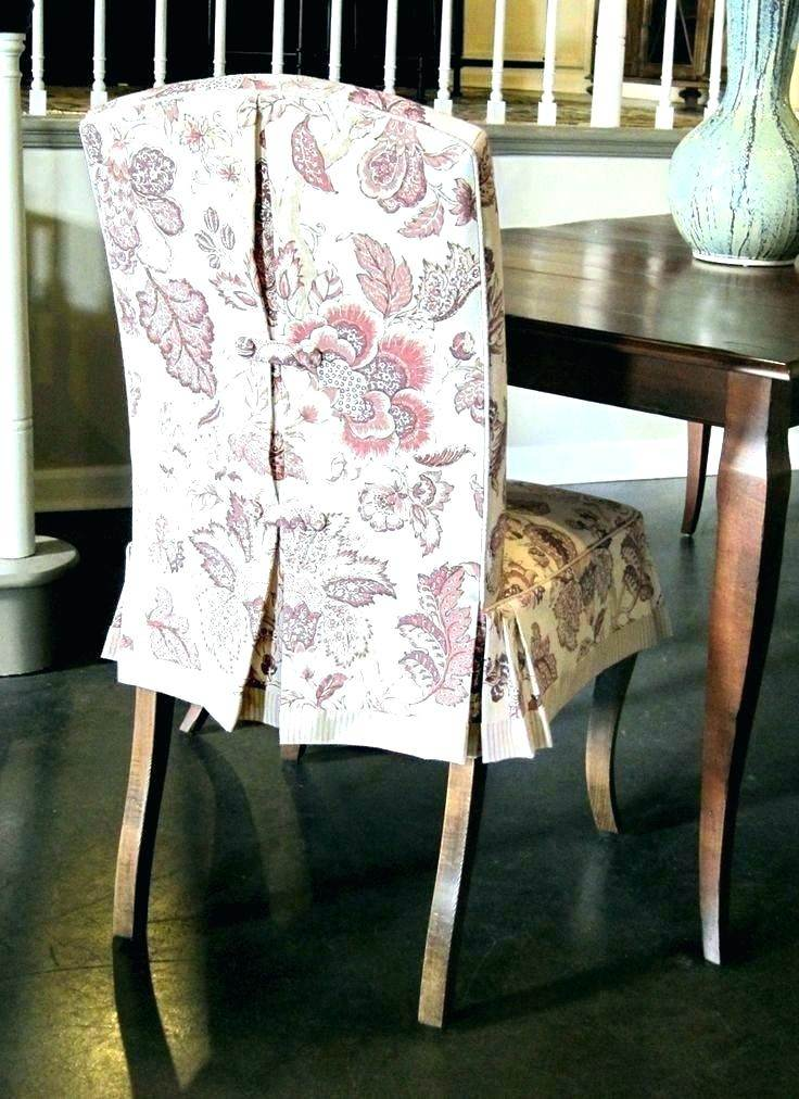 Simple Dining Room Chair Slipcovers — Kokoazik Home Designs : Make