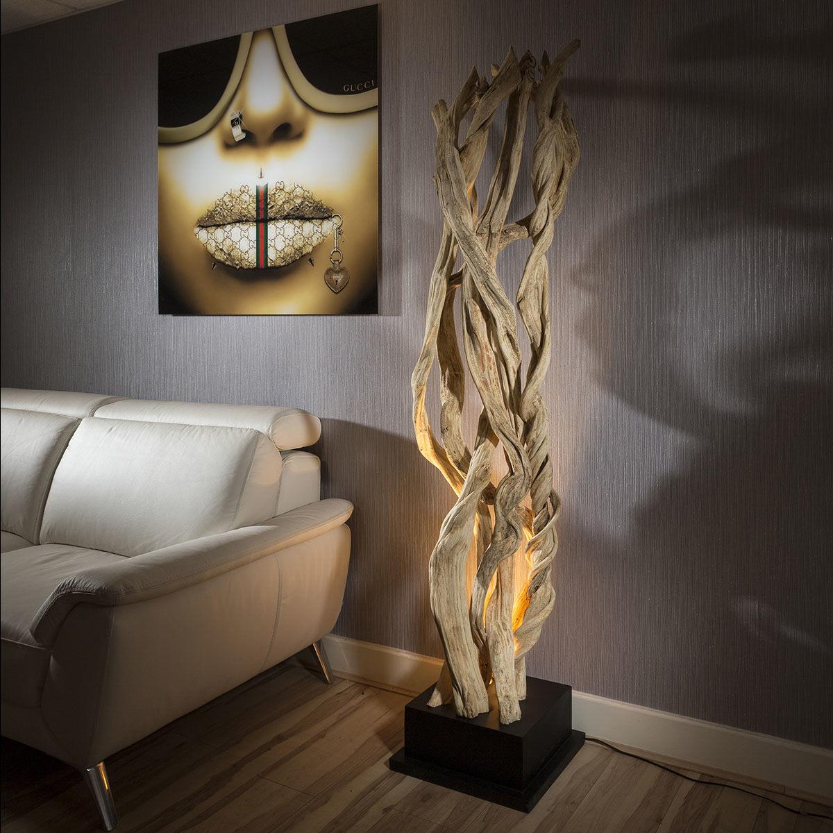 BUY IT · Twist Modern Style Futuristic Floor Lamp: Sometimes interesting