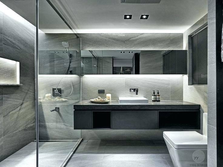 modern bathroom ideas small