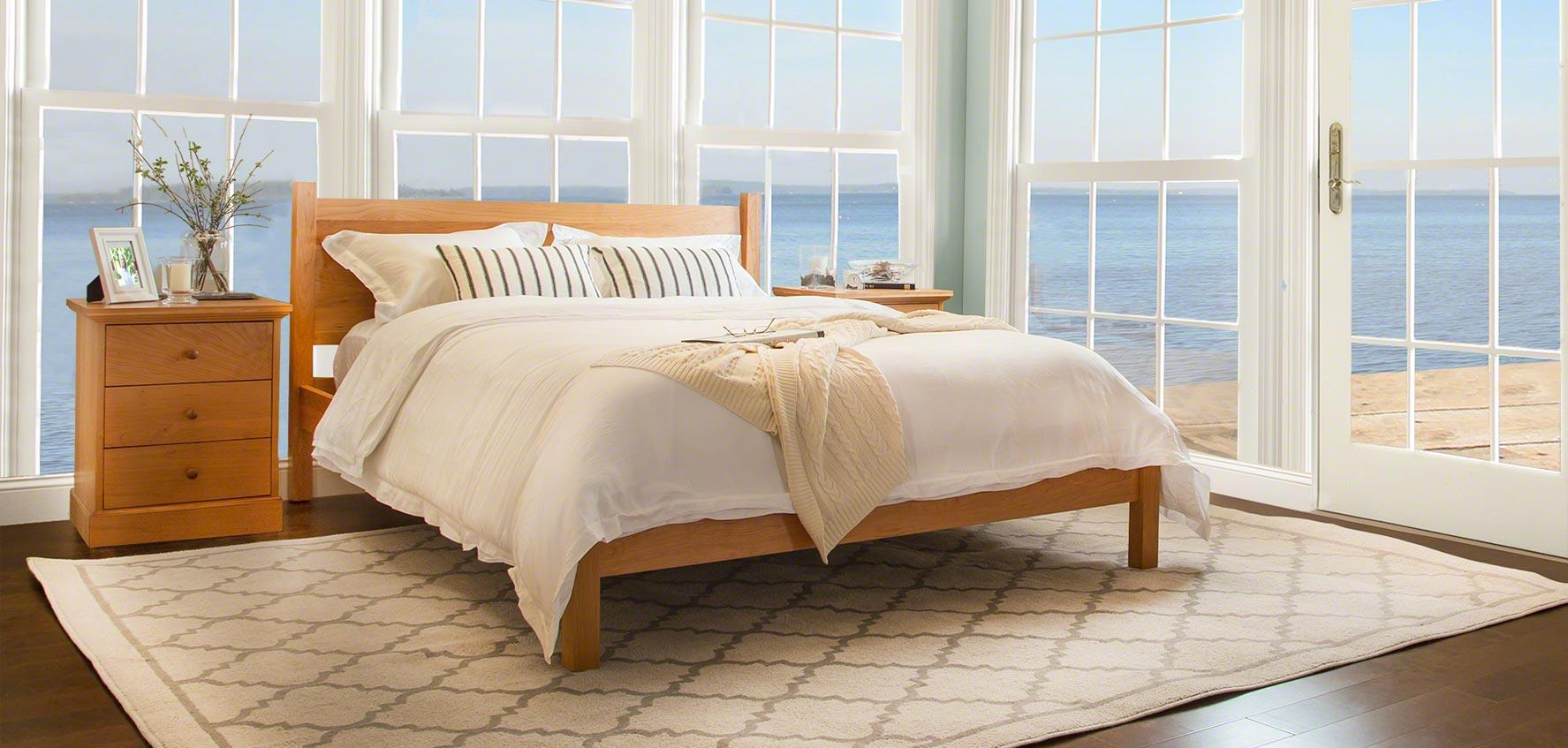 stunning cherry best solid wood bedroom furniture