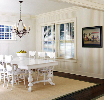 wainscoting installing beadboard in dining room living