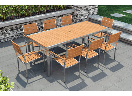 patio set with fire pit outdoor table best home charming furniture uberhaus  conversation costco 7 piece