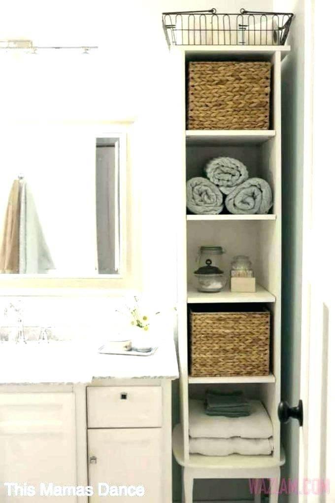 bath towel storage ideas bathroom rack creative for small bathrooms