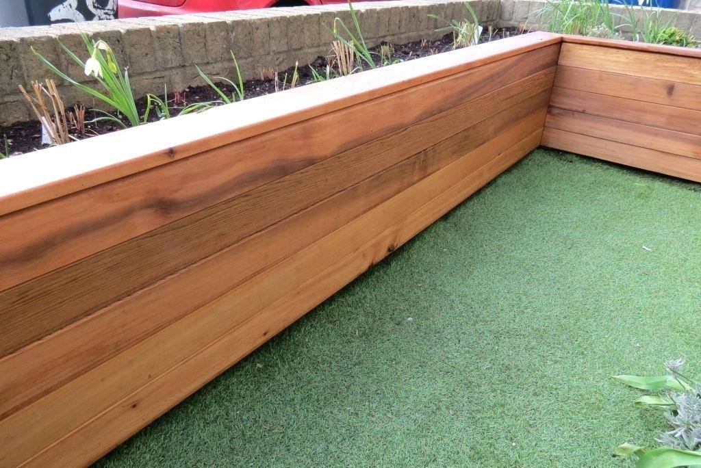 garden designs with decking
