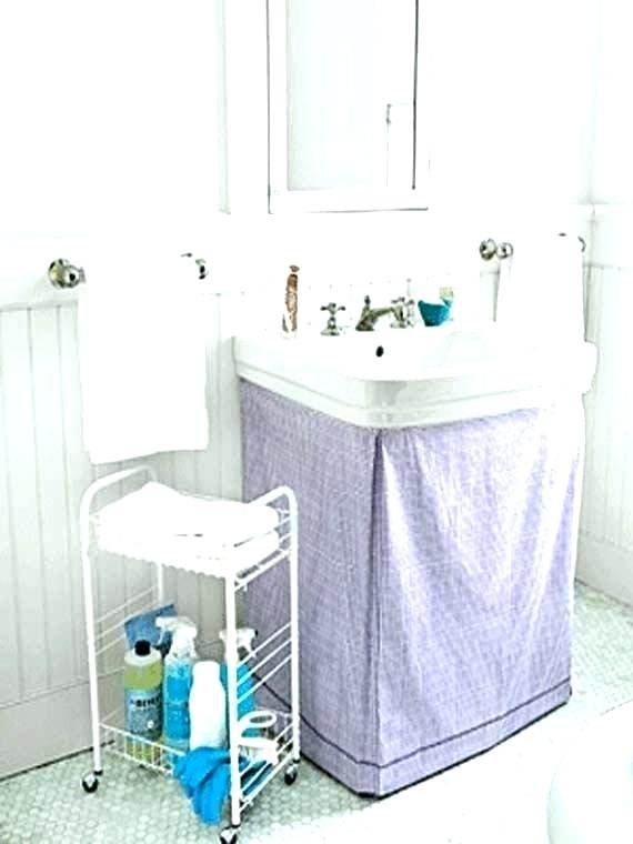 Simple Small Bathroom Storage Solutions For Modern Bathroom Design With Bathroom Mirror And Floating Vanity Also Wall Mount Faucet And Neutral Bathroom