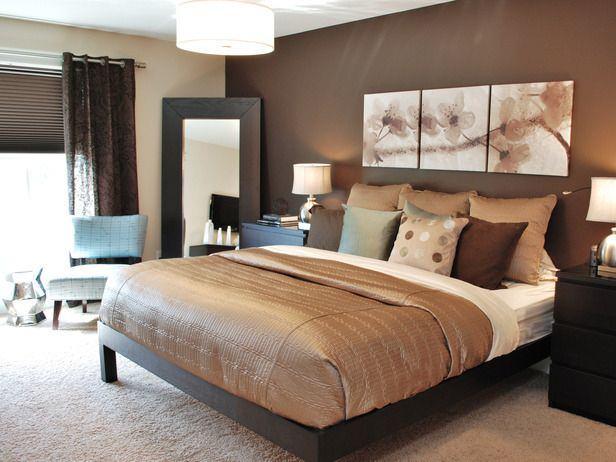 Photo of a mediterranean bedroom in Orlando with beige walls