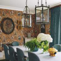 See our ideas for decorating with brown, a hue sure to make your space feel warm and cozy