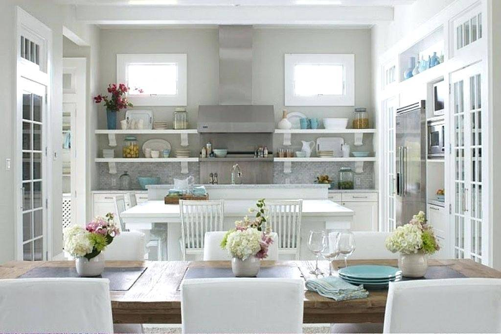 Idea For Kitchen Wall Gray Kitchen Walls Kitchen Wall Decor Ideas Kitchen Cabinets Grey Kitchen Walls Oak Cabinets Grey Kitchen Country Kitchen Wallpaper