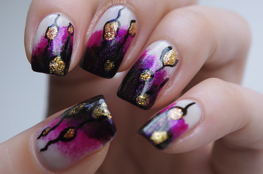 Nail Art:Unique Nail Art Designs Nail Art Designs Cute Ideas With Stripes And Creative
