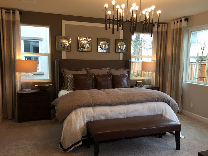master bedroom ideas with dark brown furniture decorating and white jaw dropping
