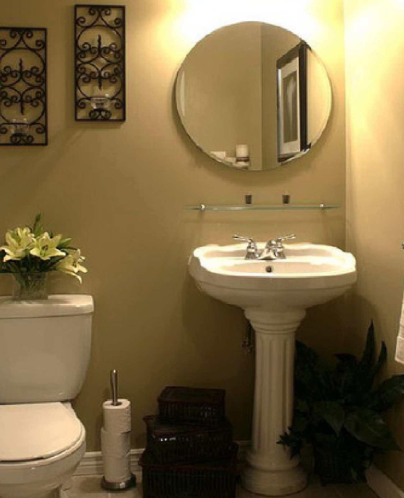 Top 25+ best Small bathroom wallpaper ideas on Pinterest | Half