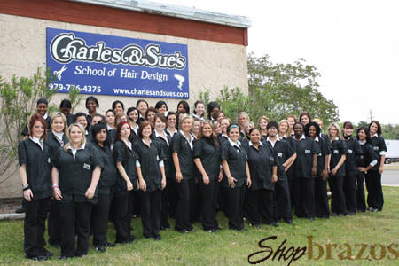 Charles and Sue's School of Hair Design Report Share