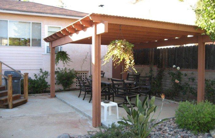 privacy patio ideas