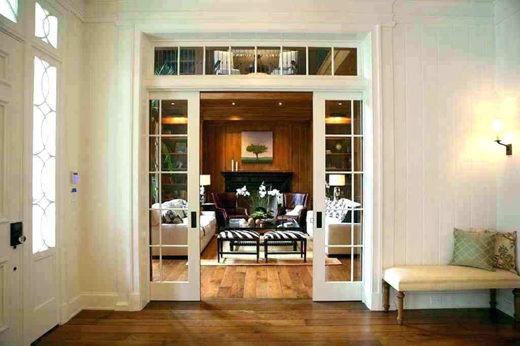 Full Size of Sliding Doors To Separate Kitchen From Living Room Between Door Island Stock Photos