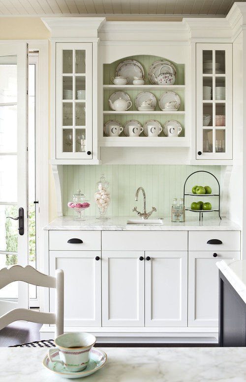 Cabinet Hardware Ideas For Traditional Kitchen