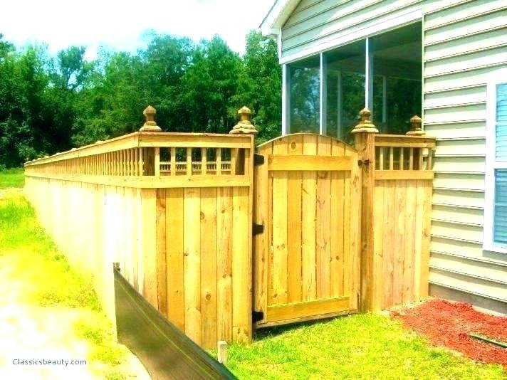 deck privacy