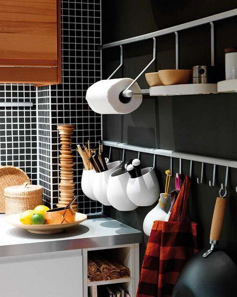 Practical Kitchen Corner Storage Ideas Small