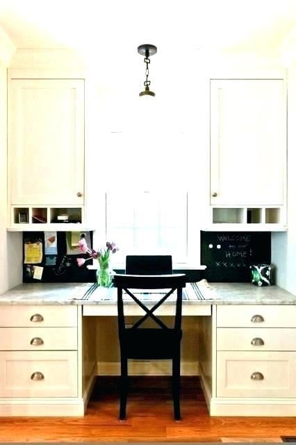 decoration small kitchen desk stylish ideas