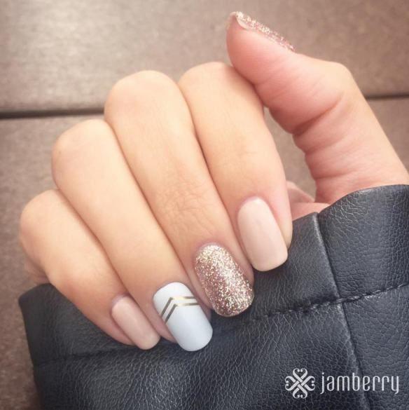 Gel Nail Designs 1