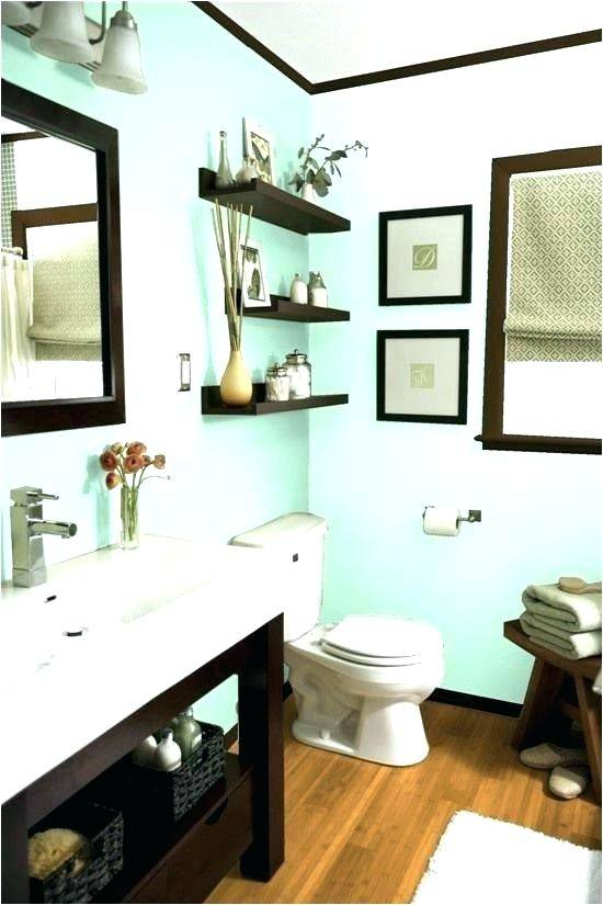 aqua and gray bathroom decor so no one uses the decorative towels turquoise bathroom gray and